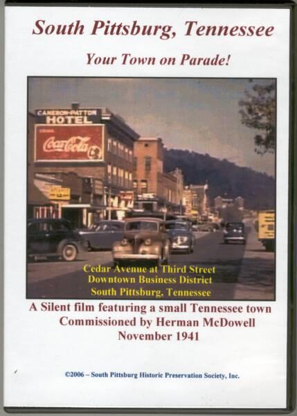 South Pittsburg Historic Preservation Society Inc